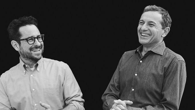 JJ Abrams Bob Iger In Conversation