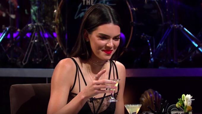 Kendall Jenner Won T Answer James Corden S Taylor Swift Question Variety