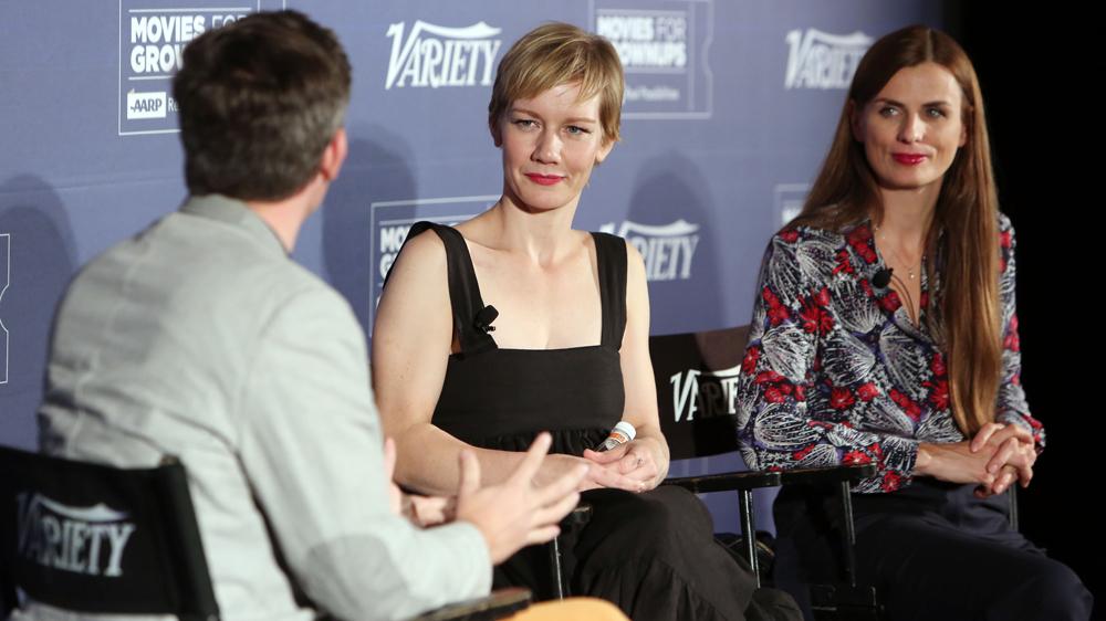 Toni Erdmann Star Sandra Huller on That Naked Party