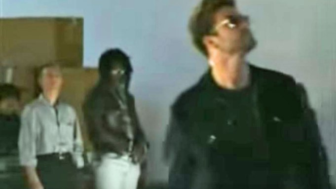 David Bowie George Michael