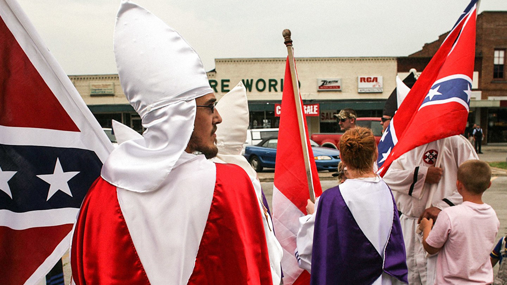 KKK Leaders Allege Producers Paid Them to Fake Scenes in A&E Series -  Variety