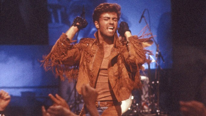 George Michael 1986