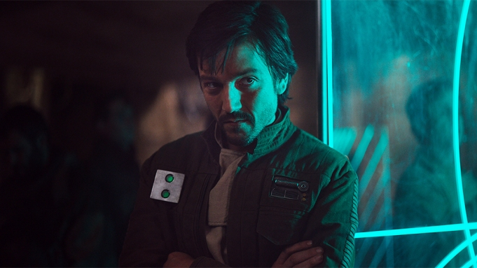 Star Wars': Diego Luna to Lead Spinoff Streaming Series - Variety