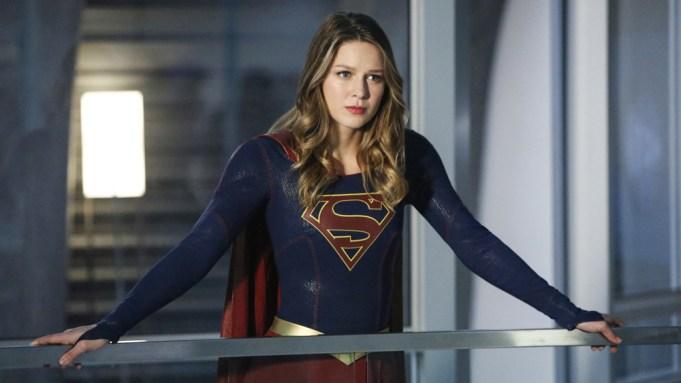 Supergirl starring Melissa Benoist