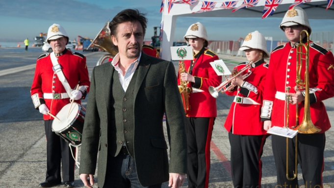 Richard Hammond Sparks Controversy With Eating