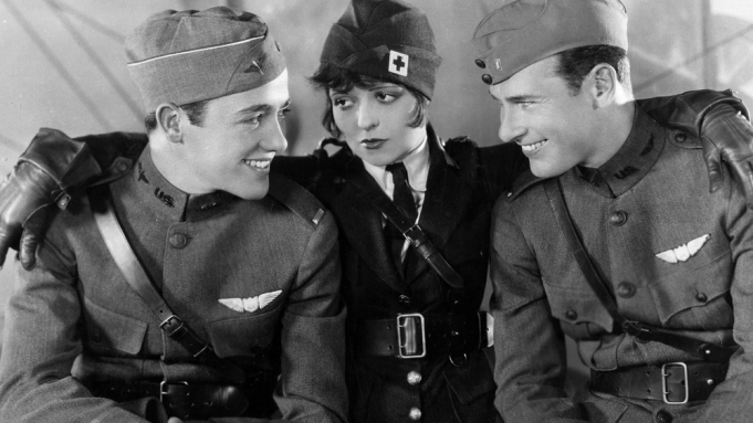 Wings (1927) Review: The First Oscar Best Picture Takes Flight ...