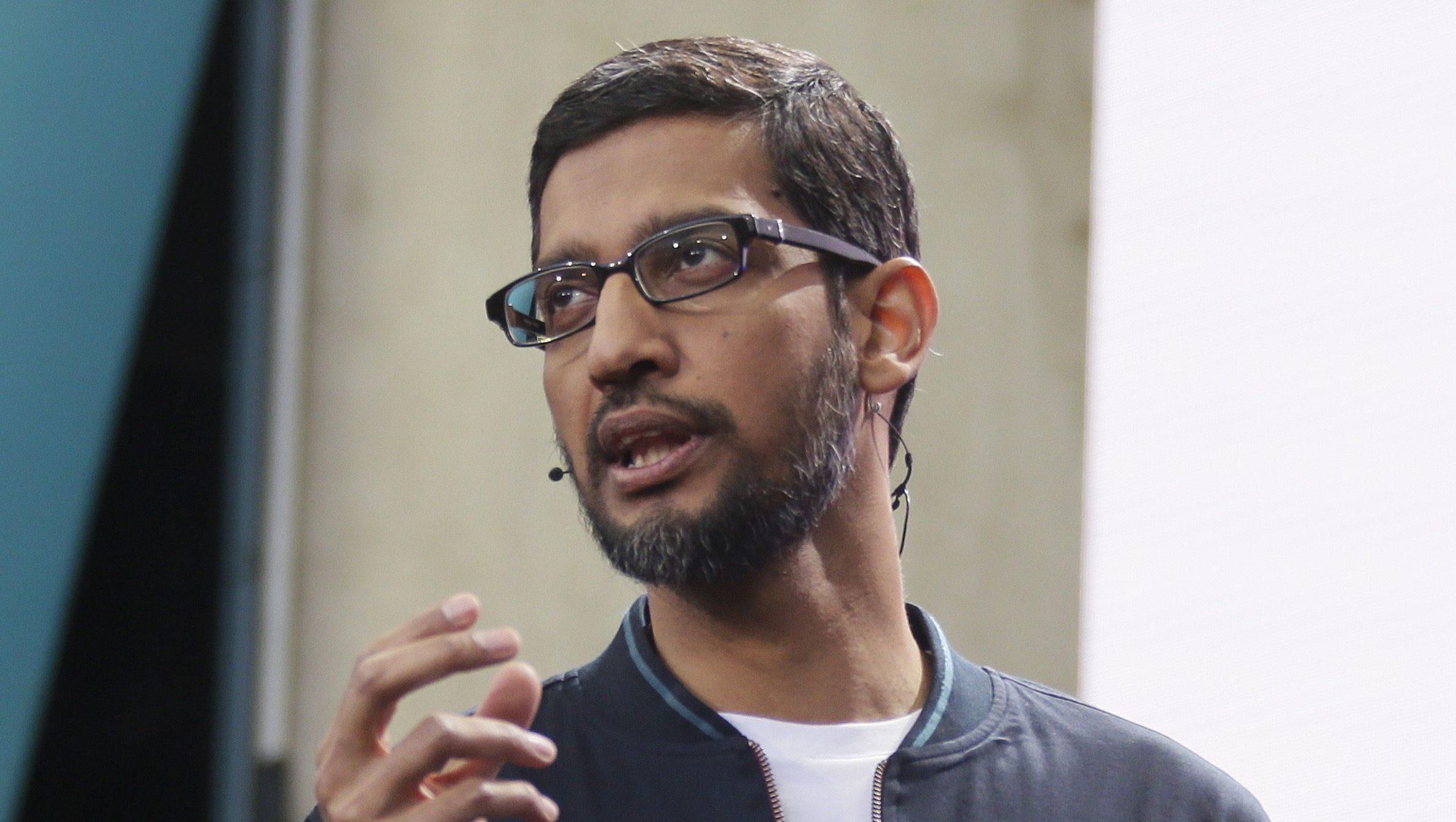 Google Founders Resign From Alphabet Leadership, Sundar Pichai Becomes CEO