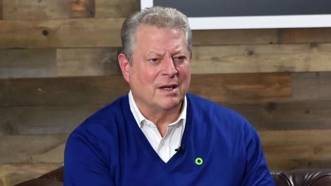 Al Gore Variety Studio Sundance