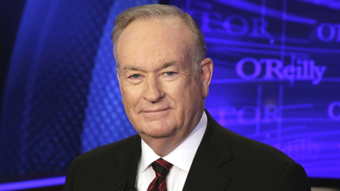 Bill O'Reilly sexual harassment