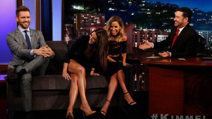 The Bachelor Nick Viall Teases Season 21 On Jimmy Kimmel Live Variety