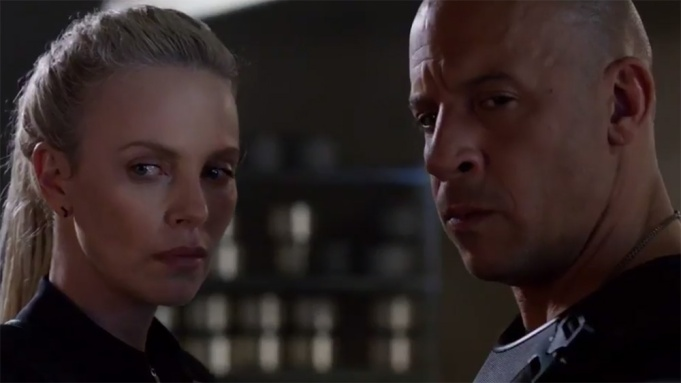 Fate of the Furious Trailer