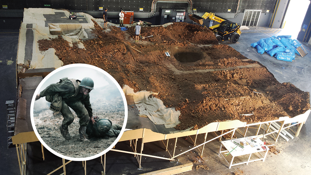 Hacksaw Ridge Production Design Team Faced Location Challenges Variety