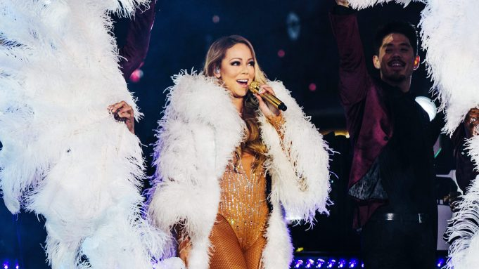 Mariah Carey Blames Technical Difficulties for