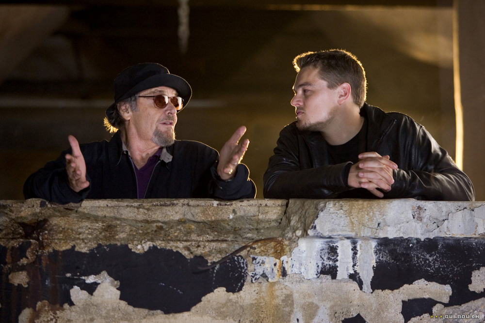 """""""Gimme Shelter"""" by the Rolling Stones (The Departed)"""