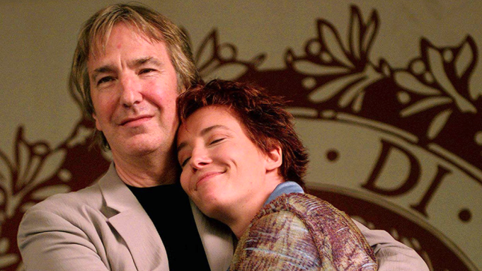 Emma Thompson: Alan Rickman Love Actually 22 Actors Who Played Couples Multiple Times