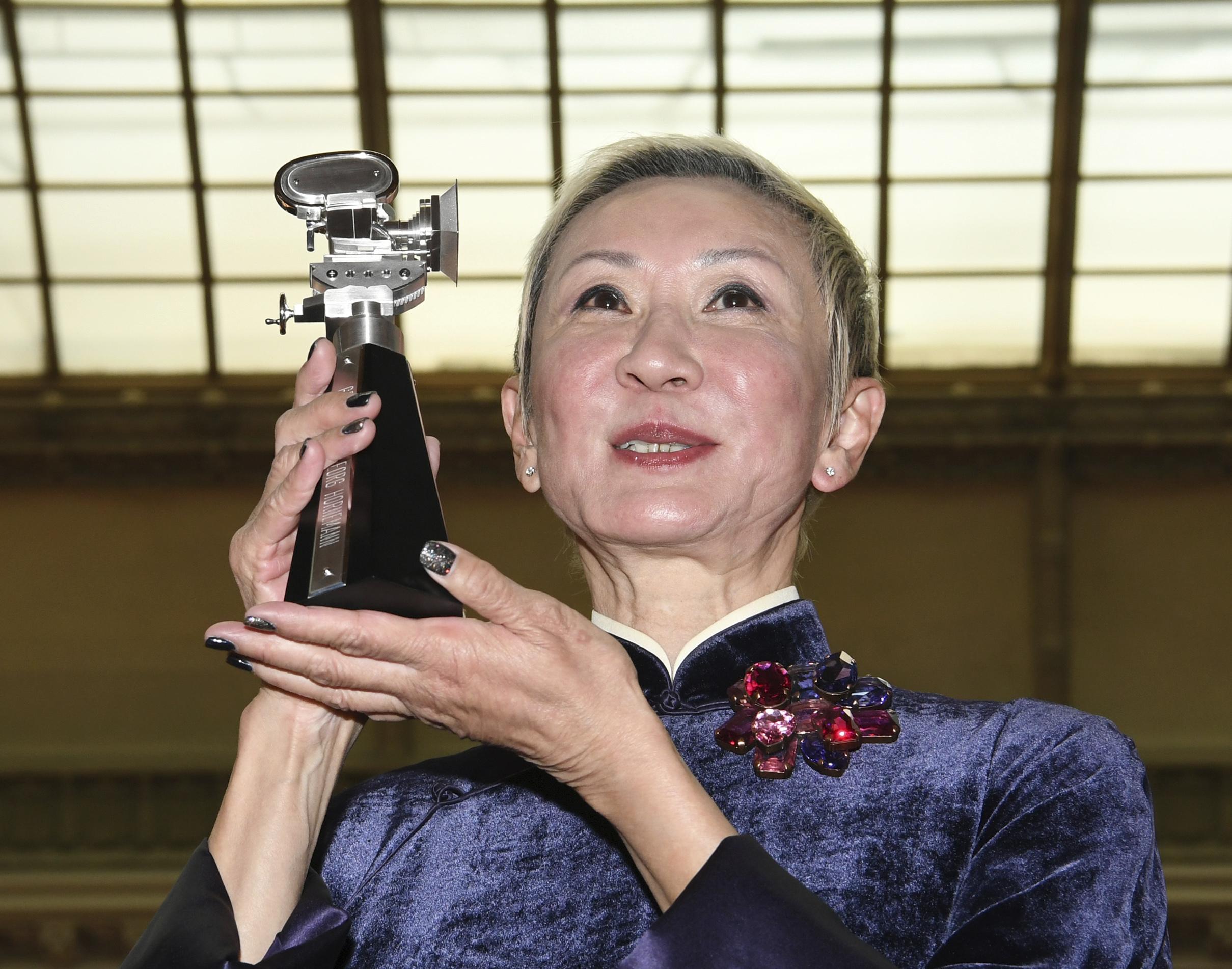 Berlinale: Hong Kong's Nansun Shi Receives Festival Honor
