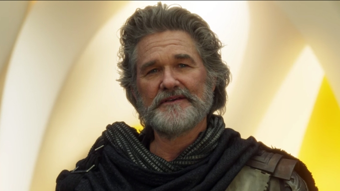 Guardians of the Galaxy Kurt Russell