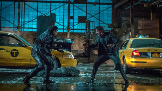 John Wick Chapter 2 Review Variety