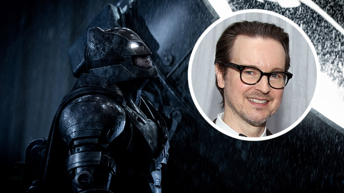 Matt Reeves Batman Movie