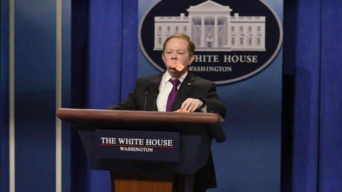 Melissa McCarthy Sean Spicer SNL