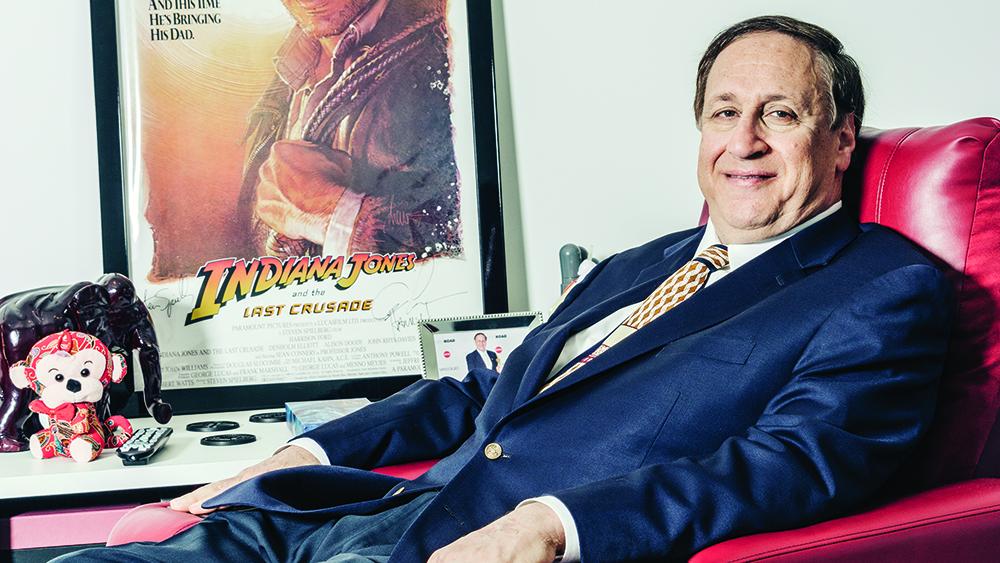American Cinematheque Honors AMC CEO Adam Aron With Sid Grauman Award
