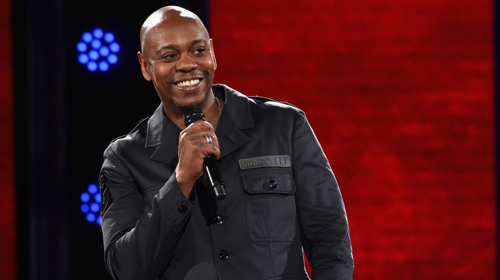 'Chappelle's Show' Removed From Netflix at Dave Chappelle's Request