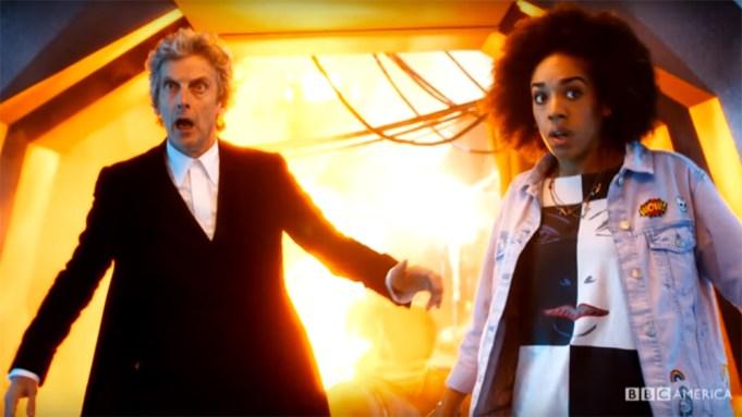 Doctor Who Season 10 Trailer