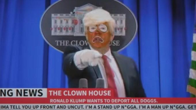 Donald Trump Snoop Dogg