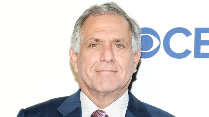 Leslie Moonves, President and CEO of