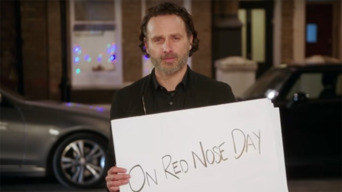 Red Nose Day Actually Trailer