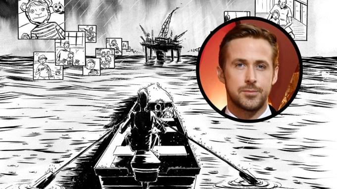 The Underwater Welder Movie Ryan Gosling