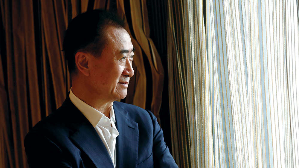 China's New List of Approved Business Leaders Omits Wanda's Wang Jianlin