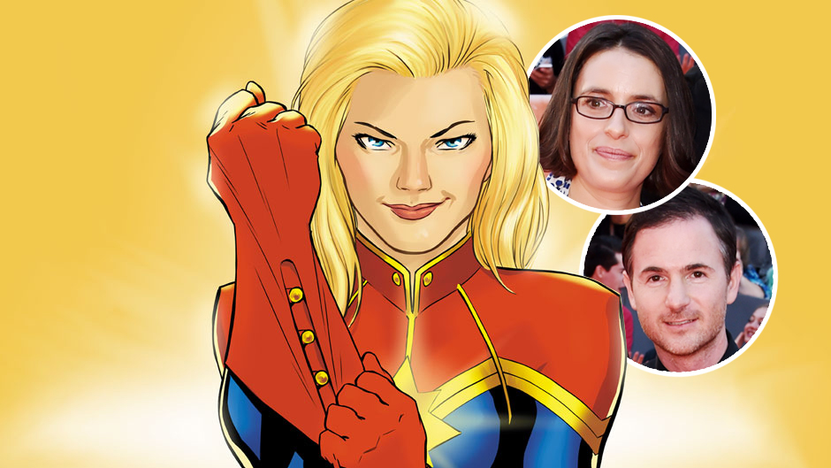 'Captain Marvel' Finds Directors in Anna Boden, Ryan Fleck (EXCLUSIVE)
