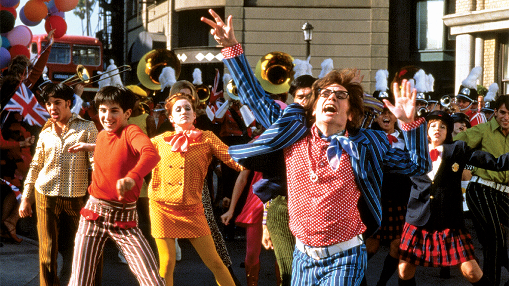 First Austin Powers Movie Opened 20 Years Ago Variety
