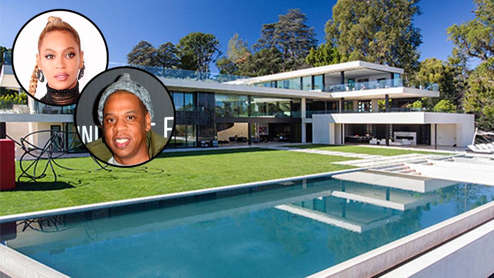 Beyonce Jay Z Make Offer For L A Mansion Variety