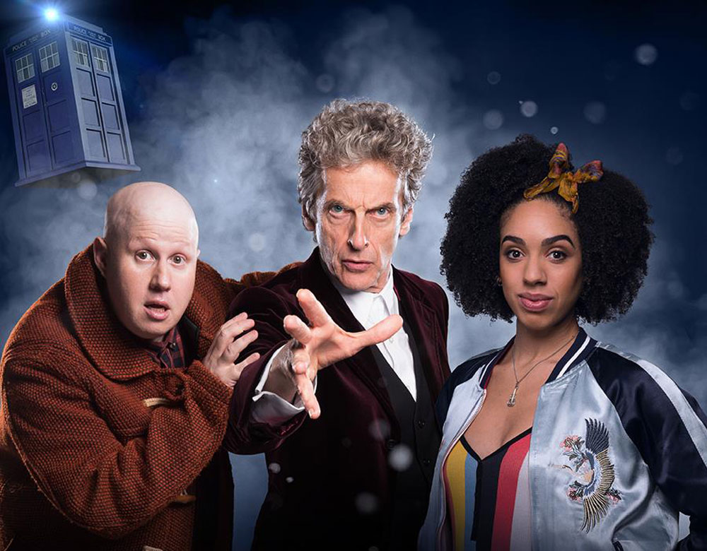 Doctor Who Series 10