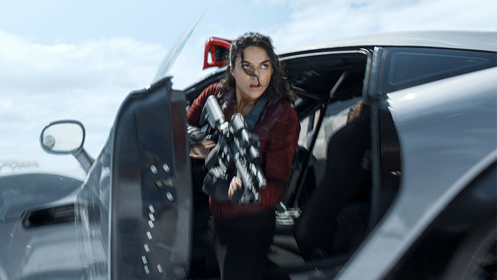 Michelle Rodriguez Threatens To Leave Fast And Furious Franchise Variety