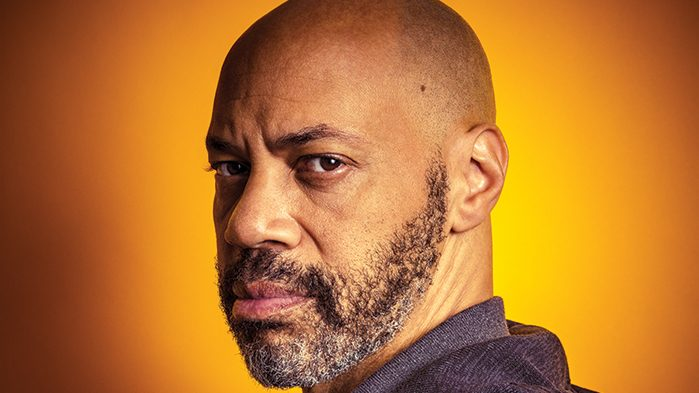 John Ridley photographed for Variety by Michael Muller on January 9, 2017 in Pasadena California.