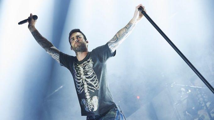 Maroon 5 - Adam LevineMaroon 5