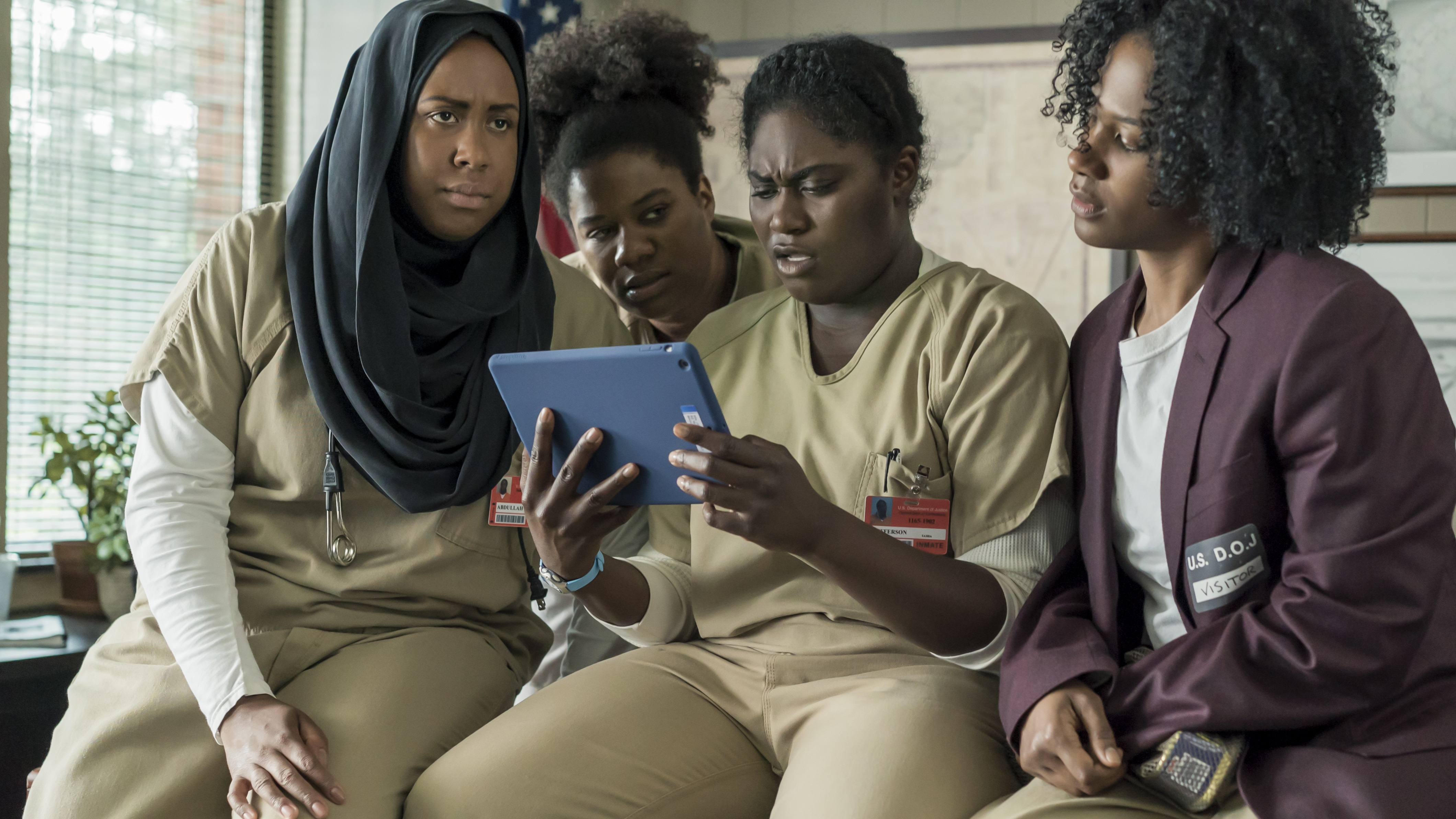 hacker leaks stolen orange is the new black season 5 episodes to piracy network variety
