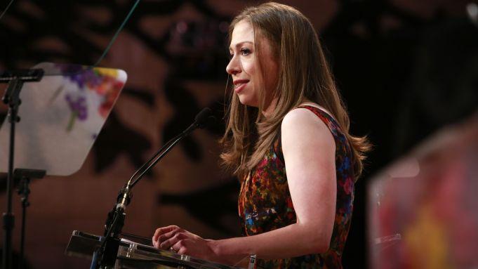 Chelsea ClintonVariety's Power of Women NY