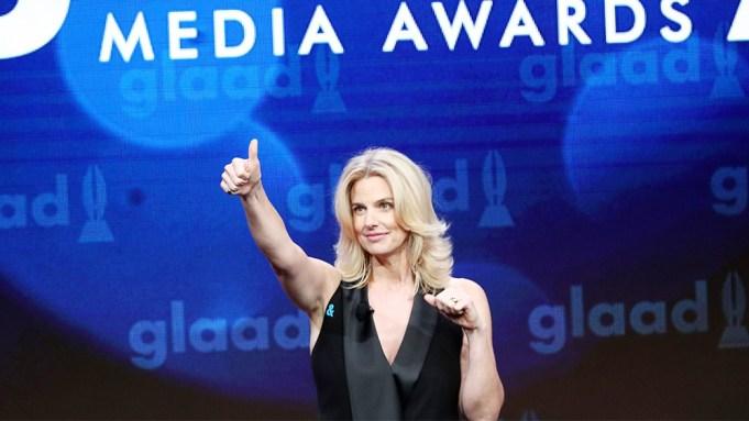 Sarah Kate Ellis GLAAD Media Awards