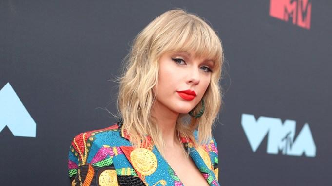 Taylor SwiftMTV Video Music Awards, Arrivals,