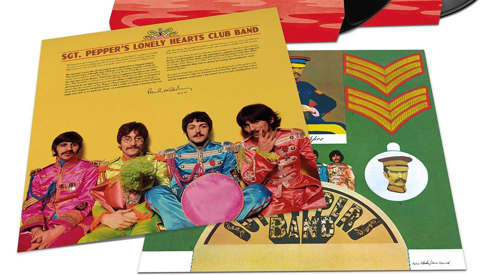 Album Review Sgt Pepper S Lonely Hearts Club Band 50th Anniversary Editions Variety