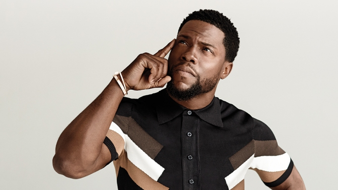 Kevin Hart Variety Cover Story