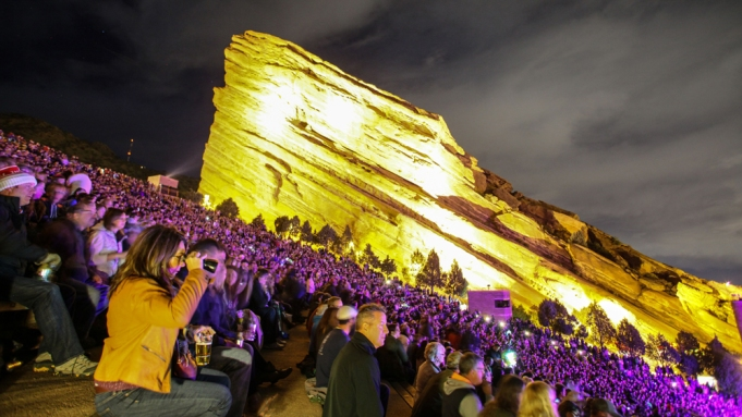 Red Rocks Calendar 2022.Red Rocks Is Booked How Bands Navigate Hold And Challenge Variety