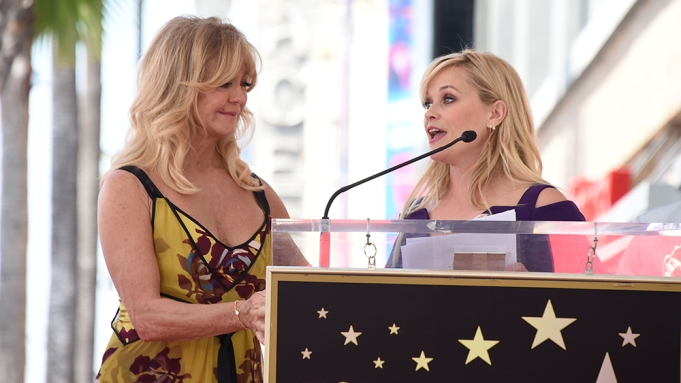 Reese Witherspoon Goldie Hawn