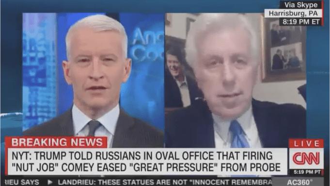 Anderson Cooper Apologizes for Donald Trump