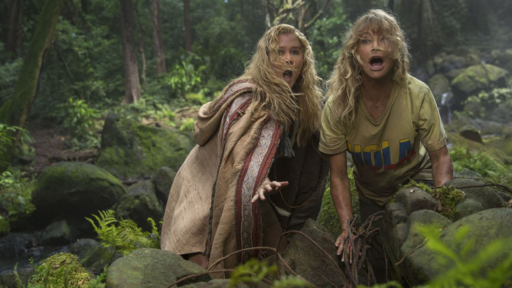 Snatched Movie Amy Schumer Goldie Hawn