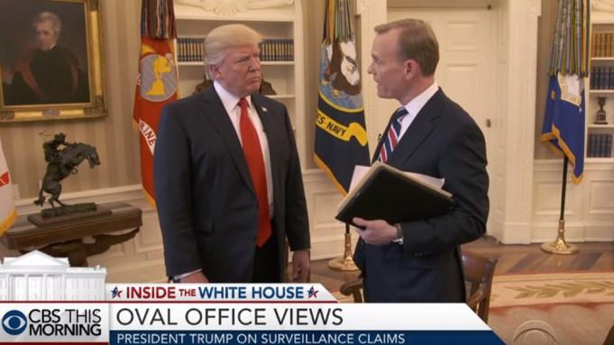 Trump CBS